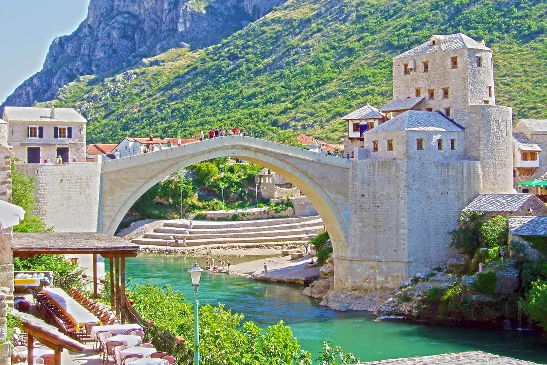 Turquoise Travel Destinations, Bosnia & Herzegovina
