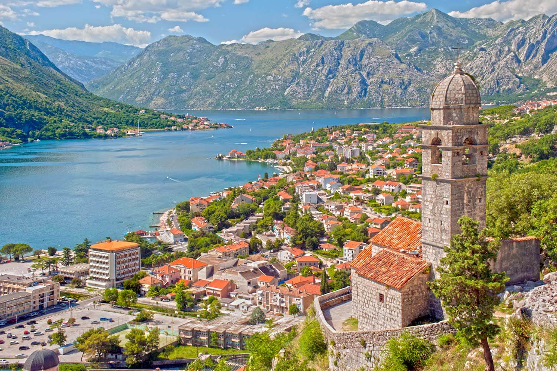 Turquoise Travel Destinations, Montenegro.